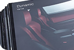 Range Rover Evoke Display Book